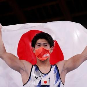 「新たなスーパースターだ」橋本大輝が体操個人総合で金メダルに海外メディアから称賛の嵐!「なんて万能なパフォーマンス」