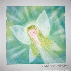 祈りの妖精