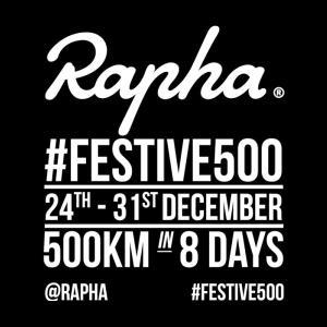 Rapha Festive500