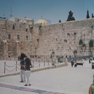 エルサレム・嘆きの壁・・・Vol.2371