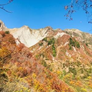 これ以上の紅葉をワタシは知らない。雨飾山登山【5】ファーストサマーウイカとアンミカならこう話す