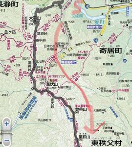 山練  波久礼駅ー芦ヶ久保駅  せっこい話だけど時間とお金をかけた分痛めつけられたいんだよ。
