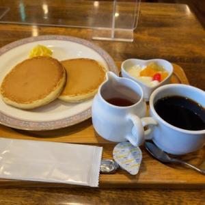 老舗の喫茶店で