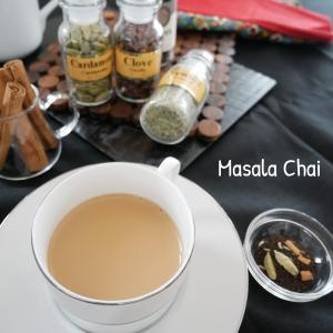 チャイから始まる紅茶の世界