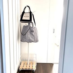 シンプルで使いやすいレジカゴバッグが24時間限定タイムセール!