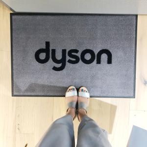 圧巻!!dysonオフィスに行ってきました!