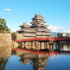 ノスタルジーを感じる街で松本城へ☆長野県松本市②