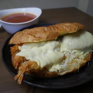 ホットチーズサンド