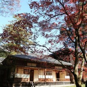 日光散策 1 田母沢御用邸記念公園