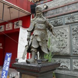 【屏東】「聖帝廟」屏東を守る関羽廟