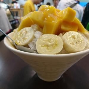 【台南】「奇異果子」マンゴーがおいしい