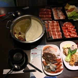 【台北】「八海精緻鍋物」食べ放題の火鍋