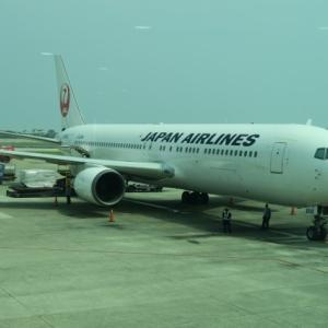 【情報】5月1日~31日の日本⇔台湾便情報(JAL)