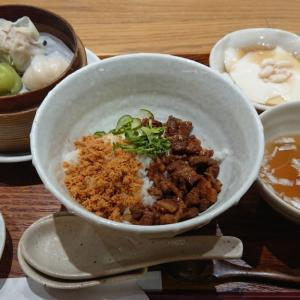 【日本】「騒豆花 上野店」定食もある豆花店