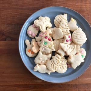 クッキー作りとリングフィット
