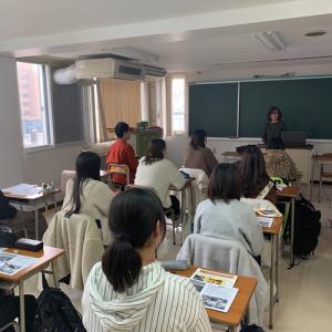 吉田学園動物看護専門学校さまで講義させていただきました☆