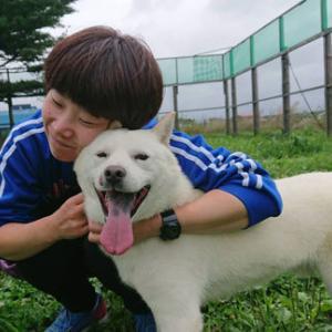 卒業犬のポチちゃんが遊びに来てくれました♫