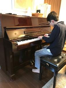 ◆この時期弾いたら拍手〜!のピアノ【演奏動画「戴冠式」第3楽章】