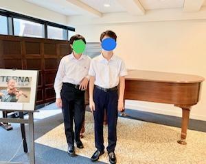 ◆スズキ・メソード夏期学校2019 〜ピアノ男子's〜