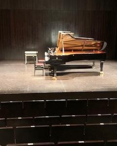 ◆スズキ・メソード夏期学校2019〜ピアノ科マスタークラス受講〜
