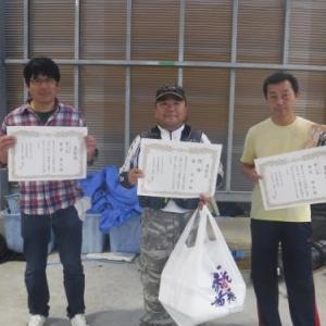南紀白浜 堅田漁協 秋季釣り大会優勝!!