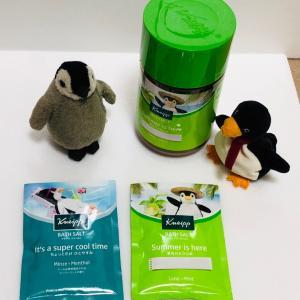 ベネ@ドイツ 期間限定ペンギンがかわいいクナイプの紹介