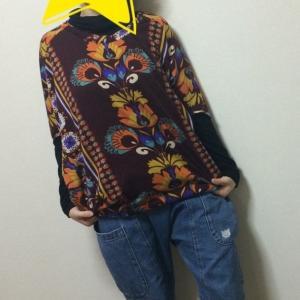 【20160202】柄とジーンズは鉄板