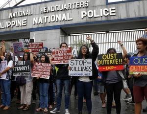 フィリピン コロナ禍でも「麻薬との戦争」での死者は増加。。。