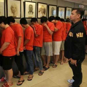 フィリピン 28,000名の中国人がリタイヤビザで入国していた。。。