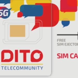 フィリピン 第三の携帯キャリアDITOの契約者が300万名に!!