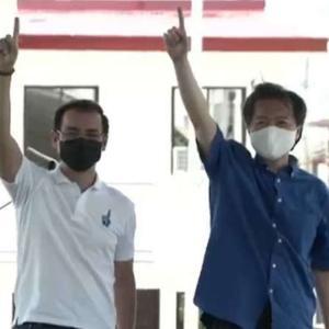 フィリピン マニラ市長モレノ氏が大統領選挙出馬を表明!!パッキャオ氏とのドリームタッグはならず。。。