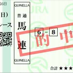 東京10R 銀嶺ステークス 予想