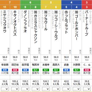 水曜大井11R ジャパンダートダービー 予想 ~1強ムード…やはり死角はないのか!?~