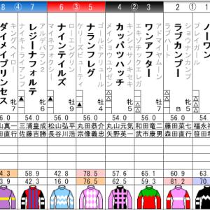 アイビスサマーダッシュ 2020 出走全頭分析(1/2)