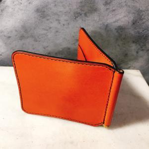 札バサミ財布
