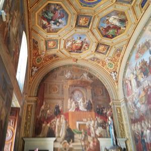 イタリア旅行記vol.9「煌びやかなサン・ピエトロ大聖堂」