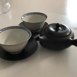 自分のためのお茶