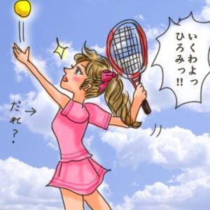 テニスの実力?