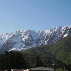 大山登山~氷ノ山キャンプ場バンガロー