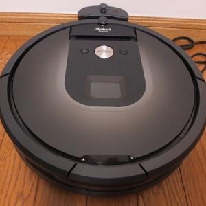 ロボット掃除機・ルンバ980がやってきた! 介護生活の中で時間を生み出すのに大活躍!
