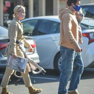 【イクメンぶりが加速中…!?】ケイティ・ペリーとオーランド・ブルームが娘のデイジーを連れてお出かけ!Orlando Bloom and Katy Perry enjoy outing