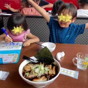 我が家定番の富山観光with幼児