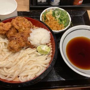 丸亀製麺の夏の新商品の記録