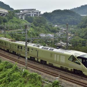 9月19日の撮影 TRAIN SUITE 四季島(1泊2日コース)