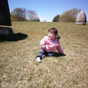 ☆三女2歳☆ちょっと散歩。とここ1か月の愚痴(長めw)