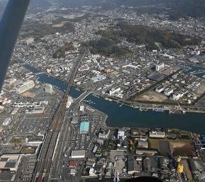 空中写真 瀬戸内海