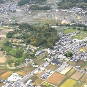奈良・飛鳥 亀石 川原寺跡