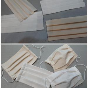 コロナ37 読売新聞マスクの作り方・オススメの布地・布マスクを使うと使い捨てには戻れない!!
