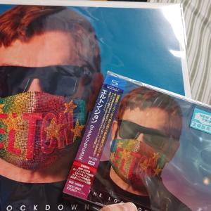 エルトンの新アルバムは新ジャンル! エルトンジョン・ザロックダウンセッションズ・The Lockdown Sessions
