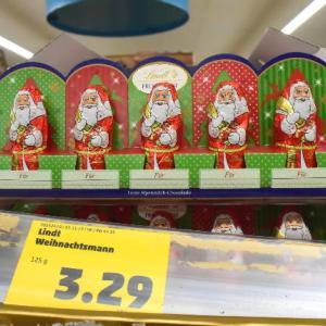 スーパーのクリスマスグッズ その2